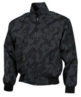 "Bunda harrington ""English Style"" night camo"