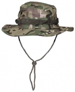"Klobouk US ""GI BOONIE"" operation camo"