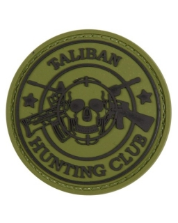 "VELCRO panel ""TALIBAN HUNTING CLUB"" oliv"